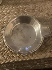 TIFFANY & CO STERLING ASH TRAY ( 1907 - 1947)hammered