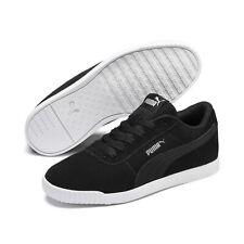 PUMA Women's Carina Slim Suede Sneakers