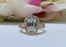 3.75 Carats Real Diamond Ring VVS