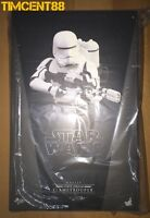 Hot Toys MMS326 Star Wars VII The Force Awakens First Order Flametrooper 1/6 New