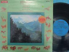 Vernon Handley ORIG UK LP Dvorak In nature's realm carnival NM Chandos ABRD1163