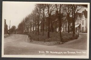 Postcard Newnham on Severn nr Cinderford Forest of Dean Gloucestershire RP