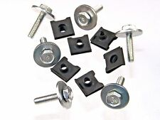 Mopar Radiator Shroud Bolts & Clips 66-70 C Body New Yorker Polara Fury #1201