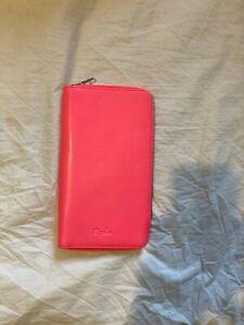 Rapha travel wallet - Pink