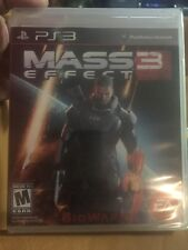 Brand New!!! Mint!!! Mass Effect 3 (Sony PS3, 2012) Factory Sealed!!!