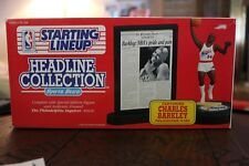 1992 CHARLES BARKLEY Starting Lineup Headline Collection - Philadelphia 76ers