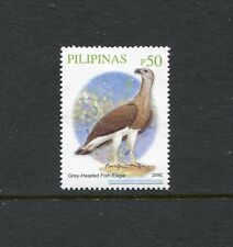 Philippines 3213d,  MNH, 2009D, Philippine Birds-Grey-headed Fish Eagle