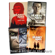 Planet of the Apes: Complete Movie Franchise 1-7 + TV Series Box/DVD Set(s) NEW!