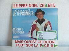 MICHEL GUIDONI Le pere Noel chante 14361