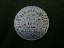 Nice Michgan North Dakota trade token Nd