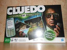 jeu de société CLUEDO SERVICES SECRETS - sous blister