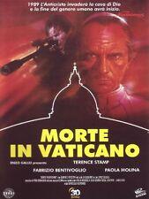 Morte In Vaticano (1982) DVD