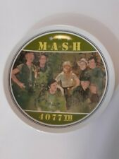 MASH 4077th Collector Plate Collectible TV Show Royal Orleans Army 1982