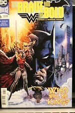 THE BRAVE AND THE BOLD (BATMAN AND WONDER WOMAN) #6  DC COMICS (2018)