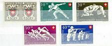 "SWITZERLAND - SVIZZERA - 1950 - ""Pro Patria"". Sport diversi"