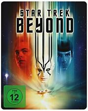 Star Trek 13 - Beyond - Limited Steelbook # BLU-RAY-NEU