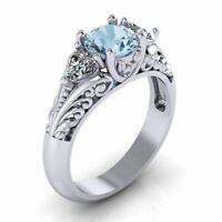 schneiden schmuck verlobung edelsteine sterling - silber türkis - ring hochzeit