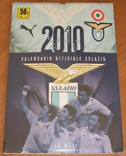 Calendar 2010 CALENDARIO UFFICIALE SS LAZIO