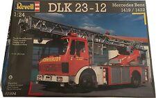 Revell DLK 23-12 Mercedes Benz 1419/1422 Model Kit Ref 07504 Escala 1:24, Nuevo