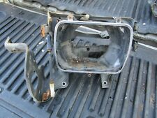 1989-1994 Nissan 240SX OEM LH driver headlight housing pop up 89 90 91 92 93 94