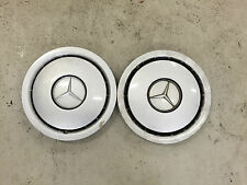 Mecedes 190E W201 Hubcaps Wheel Covers A 201 401 02 24 A2014010224