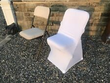 More details for 28 x folding function wedding chairs