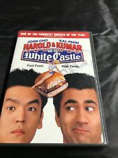 Harold  Kumar Go To White Castle (DVD, 2005)