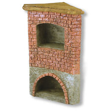 Reutter Porzellan Backsteinofen leer / Brick Stove Dollhouse Puppenstube 1:12