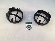 Bearmach Land Rover Series 2 & 3 Lamp Guard For Round 70MM LAMPS - BA012D