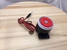 1 piece 120dB alarm Electronic Buzzer 9v 12V Tone Siren Horn security A12