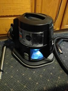 RAINBOW E2 TYPE 12 VACUUM BLACK - ** CANISTER Plus Hose & Wand
