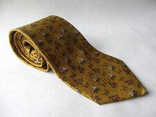 Salvatore Ferragamo Men's 100% Silk Ties, Bow Ties & Cravats