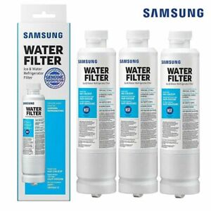 Genuine Samsung DA29-00020B HAF-CIN/EXP Refrigerator Fresh Water Filter 3Pack