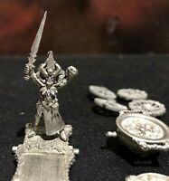 warhammer fantasy Metal OOP miniatures Blood Couldron