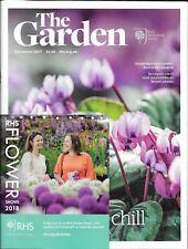 RHS THE GARDEN Magazine - December 2017