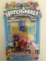 HATCHIMALS COLLEGGTIBLES - Pet Obsessed - Hatchipets 2-Pack New Hatchy Hearts!