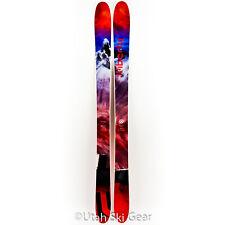 2018 192 Liberty Schuster Pro Skis Freestyle Freeride Powder Ski Bamboo Core NEW