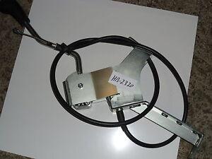 HB-2320 Bedienhebel mit Bowdenzug gebr. 47404675 CNH
