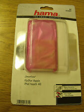 Hama 13281 Pink Ipod Touch 4g Smartcase Cover