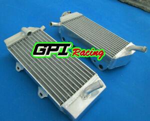 Aluminum radiator for honda crf450 crf450r 2005 2006 2007 2008 05 06 07 08