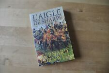 L'Aigle de Sharpe - Bernard Cornwell - roman militaire XIXe siècle