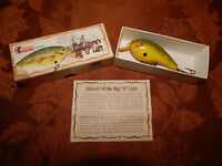 """Cotton Cordell Fred Young's Big """"O"""" Lure B.A.S.S. 25th Anniversary 1967-1992"""