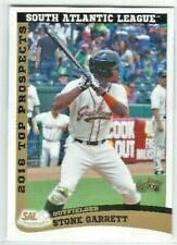 2016 South Atlantic League Top Prospects #11 Stone Garrett