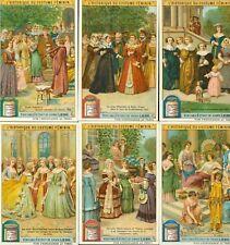 LIEBIG : S_0886 :'Histoire du costume féminin