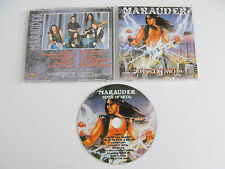 MARAUDER Sense of Metal CD 1997 VERY RARE OOP ORIGINAL 1st PRESS LIVE RECORDS!!!