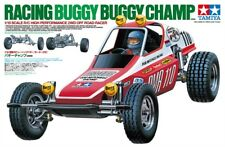 Tamiya 58441 1/10 Scale Rc 2Wd Off Road Racing Buggy Buggy Champ Rouge Rider
