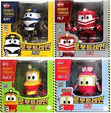 kay alf duck selly robot train transformer korea tv animation child toy 4pcs set ebay. Black Bedroom Furniture Sets. Home Design Ideas