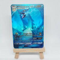 Mega Charizard X - Custom Pokemon Card