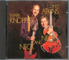 Chet Atkins And Mark Knopfler Neck And Neck