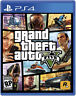 Grand Theft Auto 5 GTA V PS4 Game BRAND NEW SEALED REGION FREE